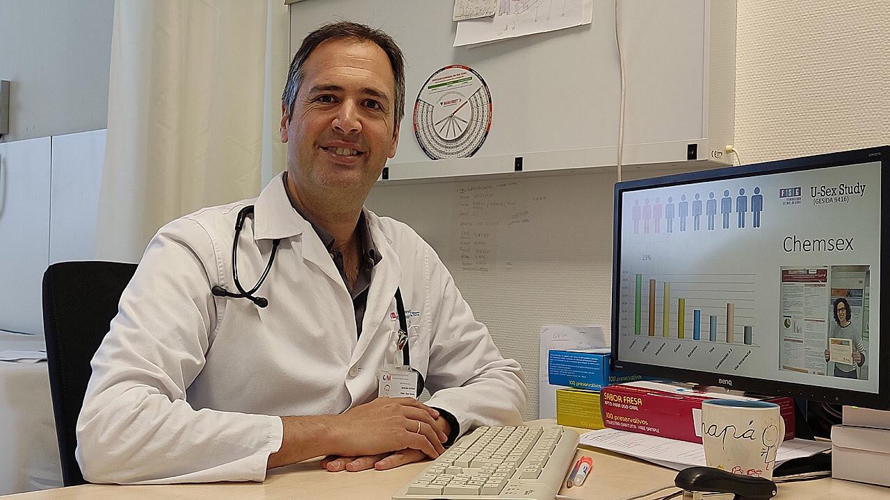"""""""El 'chemsex' se asocia a una peor adherencia al tratamiento del VIH"""""""