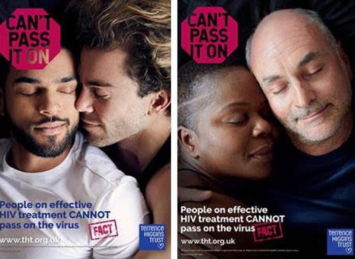 Casi la mitad de los británicos se sentirían incómodos besando a alguien con VIH
