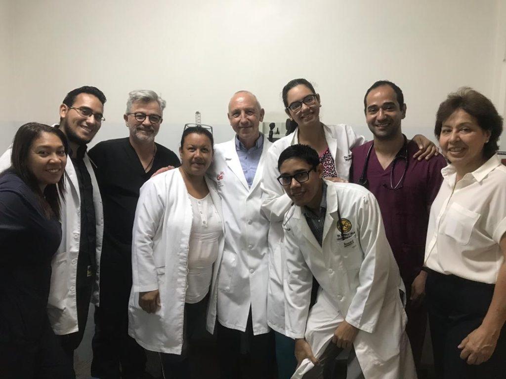 Asesor humanitario de ONUSIDA visita Venezuela