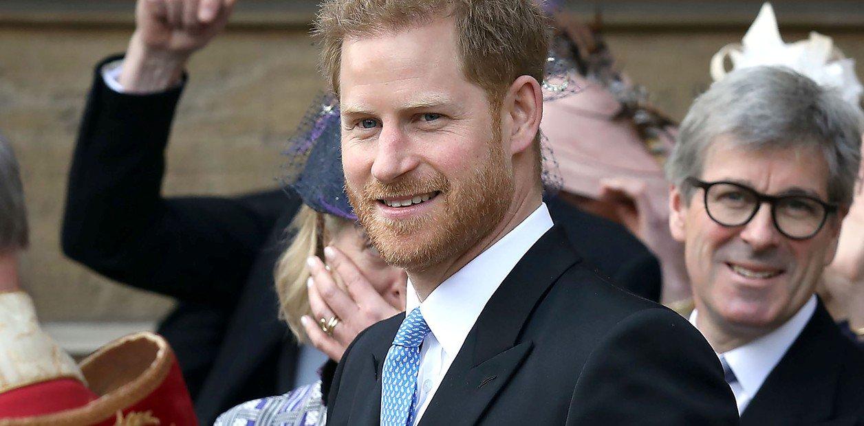 El príncipe Harry apoya a una estrella de rugby que reveló que tiene VIH