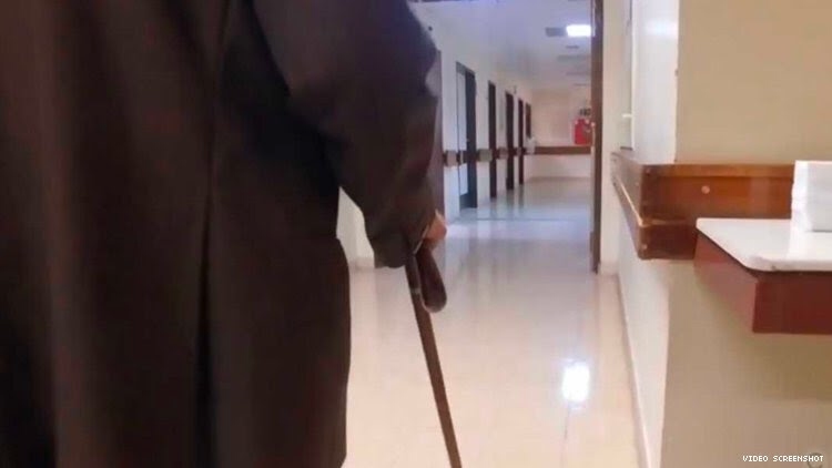 El paciente de Lisboa: el hombre de 100 años que vive con el VIH