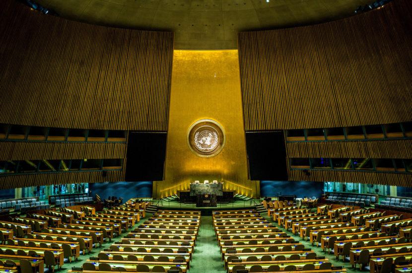 ONUSIDA Y El Compromiso De Los Estados Miembros De Las Naciones Unidas Para 2023