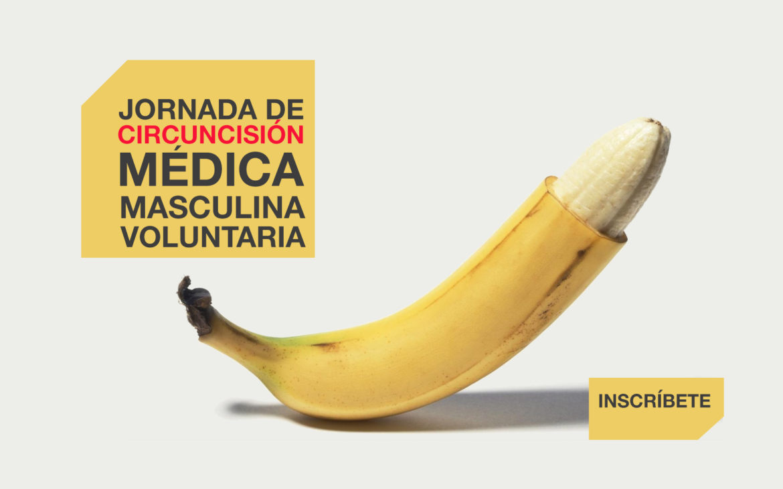 Circuncisión médica masculina voluntaria