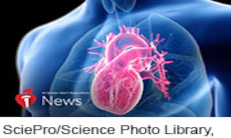 El VIH podría aumentar el riesgo de muerte por insuficiencia cardíaca