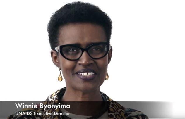 Mensaje de Winnie Byanyima, Directora Ejecutiva de ONUSIDA, para el Día Mundial del Sida de 2019
