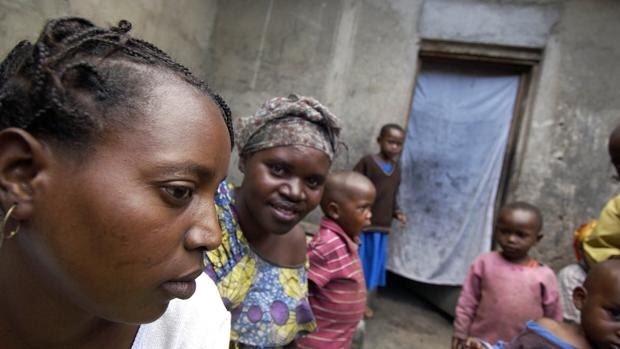 Cada semana, alrededor de 6.000 mujeres jóvenes de entre 15 y 24 años contraen la infección por el VIH