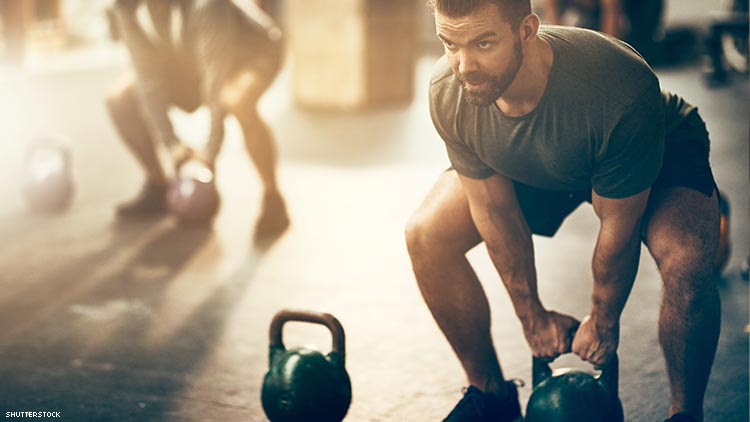 El ejercicio puede reducir  la depresión y la ansiedad para las personas con VIH