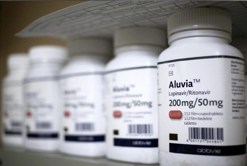 China prueba un medicamento contra el VIH como tratamiento para el nuevo coronavirus