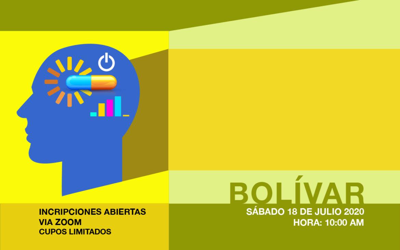 JORNADA DE CAPACITACIÓN PARA LA PREVENCIÓN, DIAGNÓSTICO Y TRATAMIENTO DE LA INFECCIÓN POR VIH – EDO. BOLÍVAR 2020
