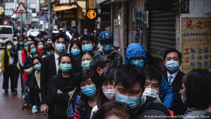 "OMS subraya que coronavirus aún no es ""pandemia"""