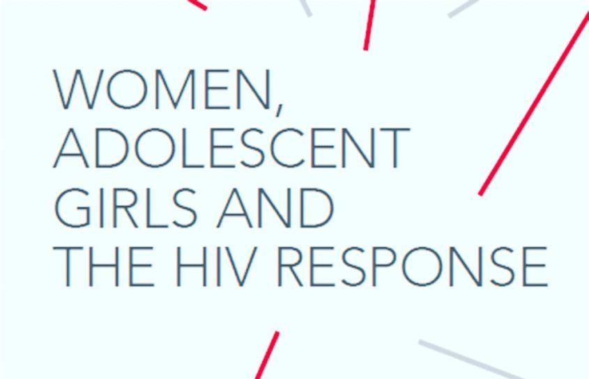 Alrededor de 6000 mujeres jóvenes de 15-24 años contraen el VIH cada semana.