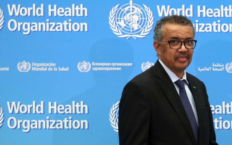 La OMS pide hacer test a todos los casos sospechosos de coronavirus