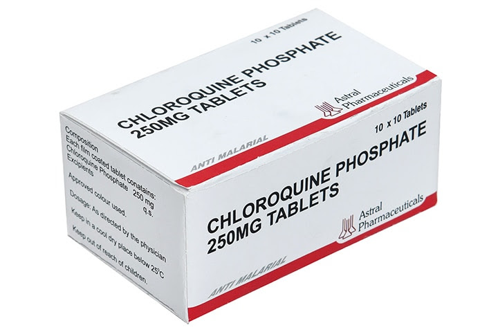 Cloroquina en dosis altas,  ligada a mayores eventos cardíacos en pacientes con COVID-19