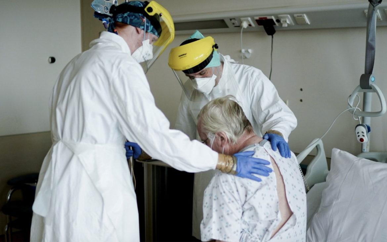 COVID-19: las epidemias y su cinética