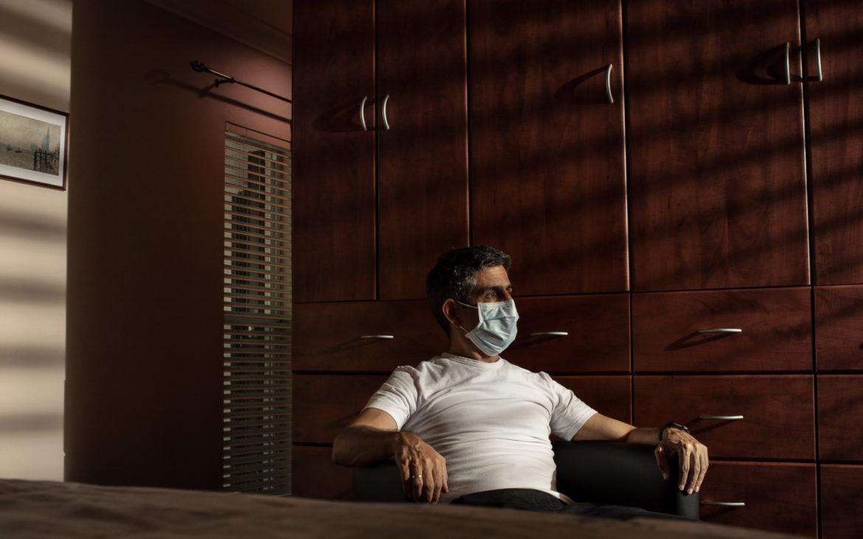 CUANDO EL MÉDICO SE ENFERMA / Diario de una pandemia