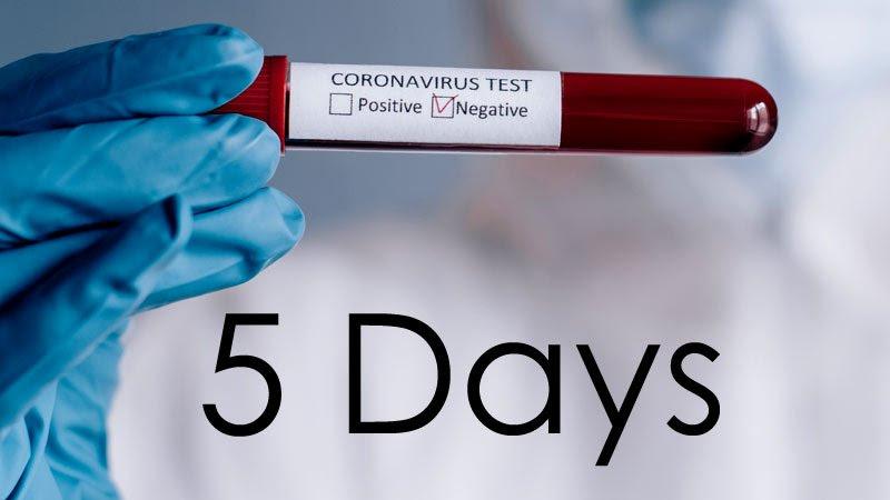 Combo antiviral triple acelera la recuperación de COVID-19