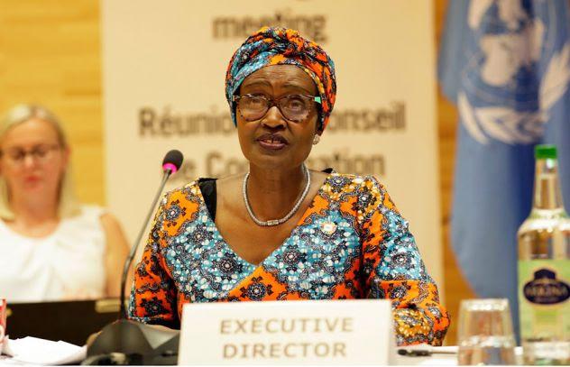 La directora ejecutiva de ONUSIDA expone el panorama del VIH / COVID-19 en la apertura de la reunión de PCB