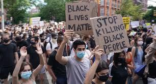 Protestas masivas podrían causar brotes de COVID-19