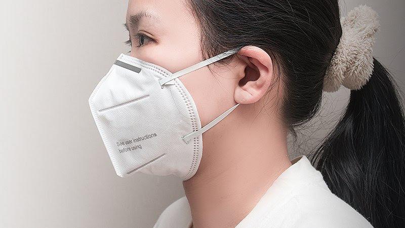 COVID-19: El distanciamiento funciona, los respiradores N95 funcionan mejor