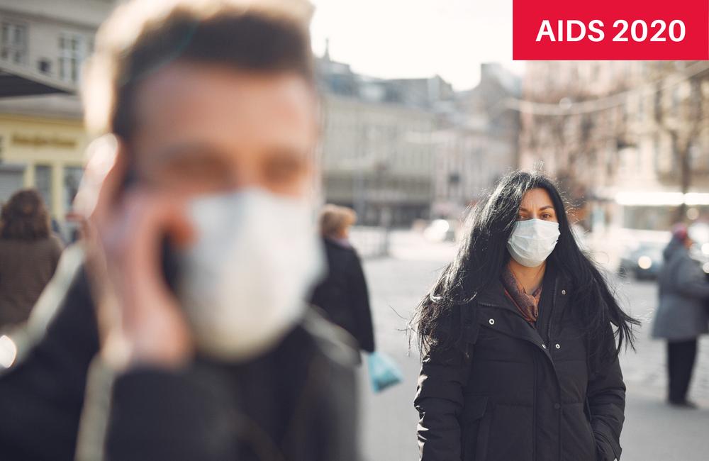 Un estudio de Londres muestra que las personas con VIH no tienen mayor riesgo de contraer la enfermedad grave de COVID-19