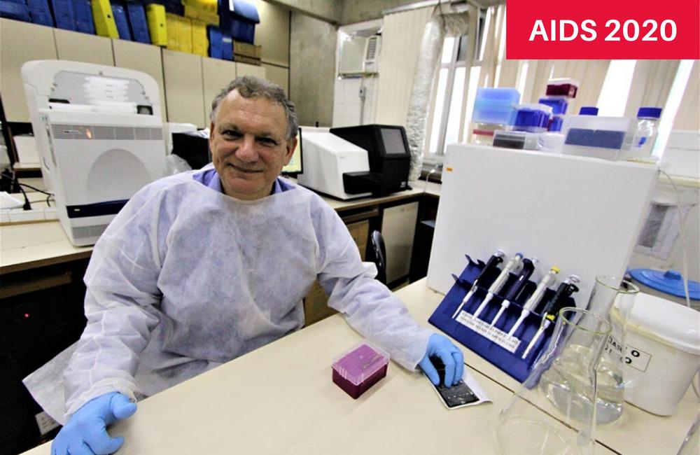 Hombre brasileño en remisión del VIH a largo plazo, sin trasplante de células madre