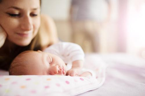 Recién nacidos sin riesgo perinatal aumentado de COVID-19