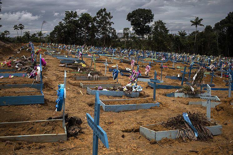 La OMS prevé más de 400.000 muertes por coronavirus en Latinoamérica y el Caribe para octubre
