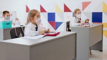 Infecciones asintomáticas por SARS-CoV-2 en niños vinculadas a tasas locales