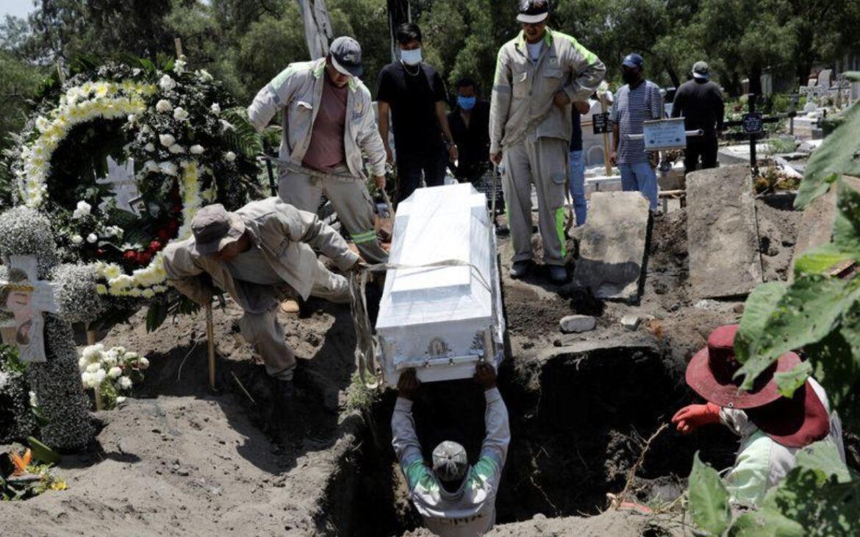 Muertes por COVID-19 en las Américas se duplicaron en las últimas semanas: OPS