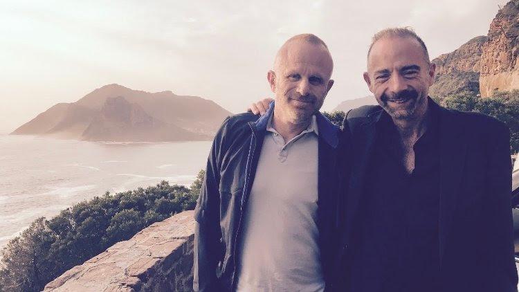 Mientras el 'paciente de Berlín' Timothy Ray Brown se enfrenta a la muerte, un gran amor perdura