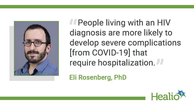 Las personas con VIH corren un mayor riesgo de peores resultados de COVID-19, encuentra un estudio