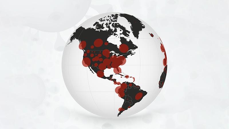 Organización Panamericana de la Salud: región de las Américas, la más afectada en el mundo por la pandemia