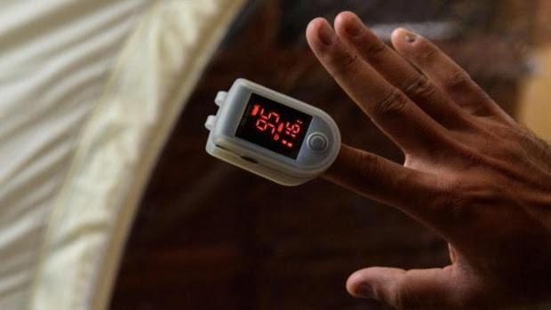 Estos dos síntomas que puedes medir en casa se asocian con mayor riesgo de mortalidad por Covid-19