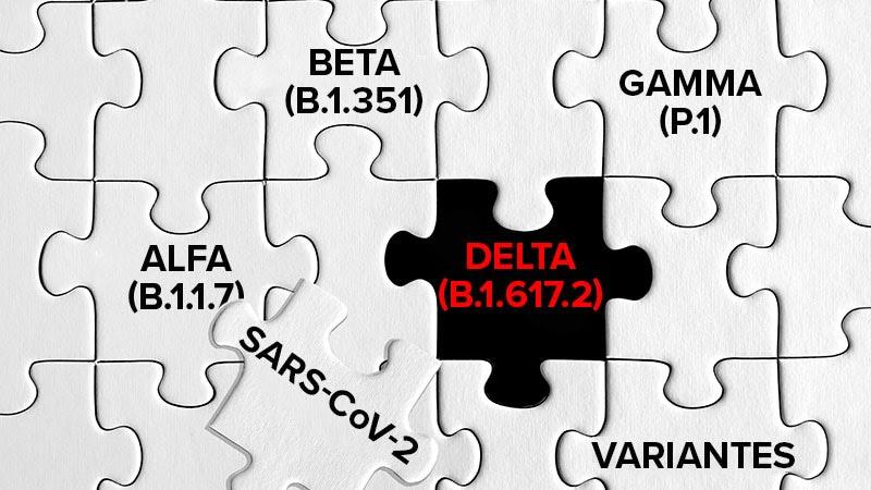 """Para la Organización Panamericana de la Salud (OPS), """"es difícil predecir el impacto de la variante delta en la región"""""""